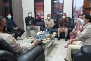 Jajaran KPU Kota Mojokerto Silaturahmi Dengan Kapolres Mojokerto Kota