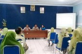 Pendampingan Sosialisasi Relawan Demokrasi di RSI Hasanah