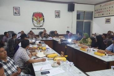 KPU Kota Mojokerto hadiri FGD di KPU Kota Surabaya dan KPU Kabupaten Mojokerto