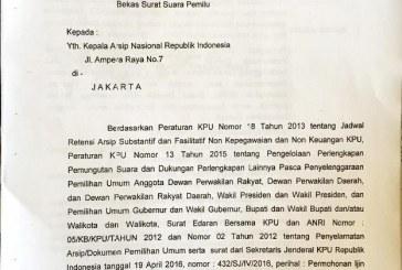 Penghapusan Surat Suara Pilgub Jatim, Pilkada Kota Mojokerto 2013 serta Pemilu 2014 masih terkendala