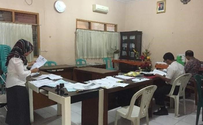 Penyusunan Laporan Kinerja KPU Kota Mojokerto
