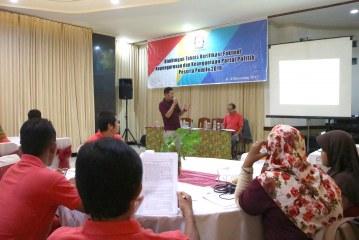 Bimbingan Teknis Verifikasi Faktual Kepengurusan dan Keanggotaan Partai Politik Peserta Pemilu 2019