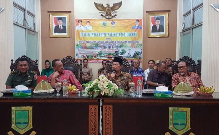 Ketua KPU Kota Mojokerto Hadiri Undangan Dialog Interaktif Pemkot Mojokerto