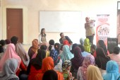 Pendampingan Sosialisasi Relasi ke Wali Murid TK Bina Putra