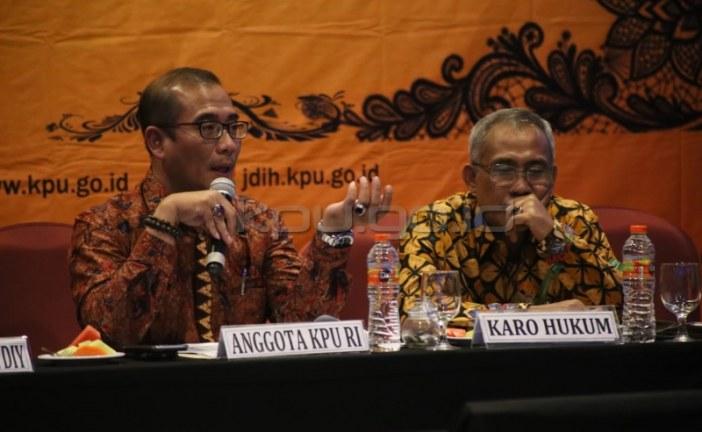 KPU Bekali Jajaran Kesiapan Audit Dana Kampanye