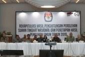 KPU RI Mulai Rekap Suara Pemilu Dalam Negeri