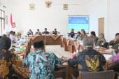 Kunjungan Kerja Komisi A DPRD Provinsi Jawa Timur ke KPU Kota Mojokerto
