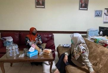 Jajaran Komisioner KPU Kota Mojokerto, Lakukan Koordinasi Akhir Tahun