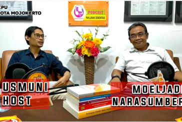 Pembahasan Fungsi Wakil Rakyat, Bersama Anggota DPRD Kota Mojokerto