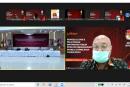 KPU Kota Mojokerto Ikuti Webinar Pengelolaan dan Pelayanan Informasi Publik Menghadapi Pemilu dan Pemilihan Tahun 2024