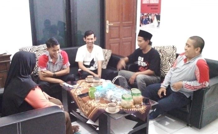 KPU Kota Mojokerto Bahas Launching Pilkada Kabupaten Kediri