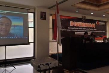 Bawaslu Provinsi Jawa Timur Bahas Isu Dalam Diseminasi RUU Pemilu