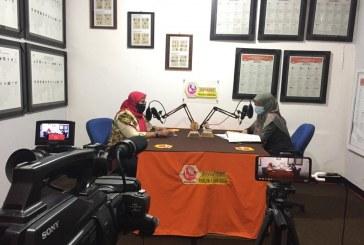 "Peringati Hari Ibu, KPU Kota Mojokerto Lakukan Ujicoba Podcast ""Pahlawan Demokrasi"""
