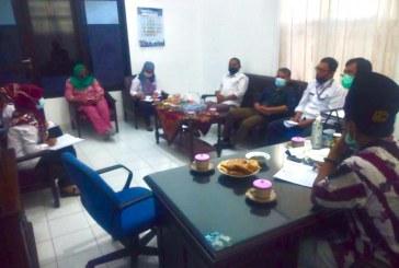 KPU Kota Mojokerto Laksanakan Rapat PLeno Rutin Akhir Tahun 2020