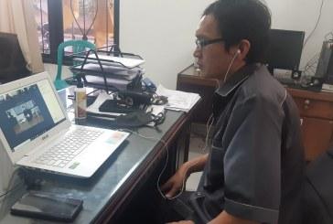 KPU Kota Mojokerto Mengikuti Rapat Koordinasi Pelaporan Pengendalian Intern Pelaporan Keuangan (PIPK) KPU Kabupaten/Kota se-Jawa Timur