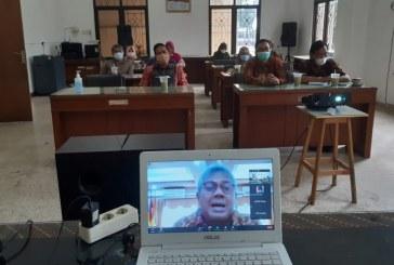 KPU RI Sosialisasikan Program Beasiswa S2 Tata Kelola Pemilu Bagi ASN