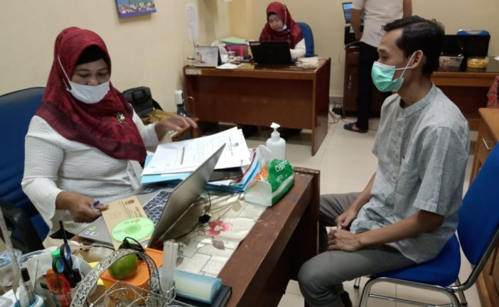 Guna Pemutakhiran Daftar Pemilih Berkelanjutan, KPU Kota Mojokerto Koordinasi Dengan Dispenduk