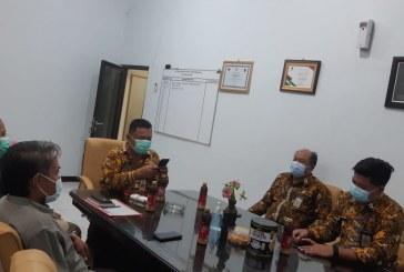 KPU Kota Mojokerto Koordinasi Bakohumas Dengan Bakesbangpol