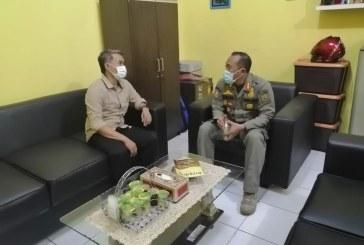 Tindaklanjuti SE KPU RI No 583, KPU Kota Mojokerto Koordinasi Dengan Satgas Covid-19 Kota Mojokerto