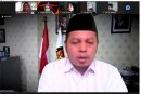 KPU Kota Mojokerto Ikuti Zoom Meeting Rakor Mekanisme PAW KPU se-Jawa Timur