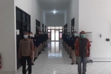 KPU Kota Mojokerto Melaksanakan Kegiatan Mendengarkan Lagu Indonesia Raya