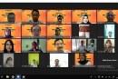 Apel Pagi Rutin KPU Kota Mojokerto Kembali Di Gelar Secara Virtual