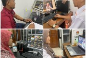 KPU Kota Mojokerto Ikuti FGD Sistem Pengendalian Intern Pemerintah (SPIP)