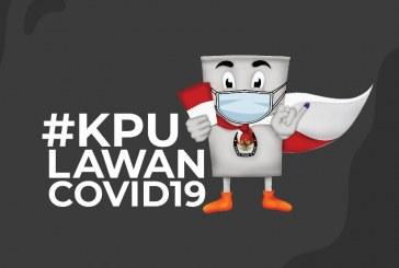 KPU Lawan Covid-19 Melalui Sosialisasi dan Edukasi
