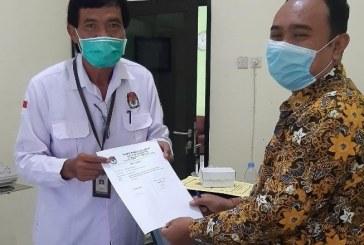 Penyampaian Estimasi Anggaran Pemilihan Serentak Kota Mojokerto Tahun 2024